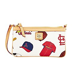 Dooney & Bourke® Cardinals Large Slim Wristlet