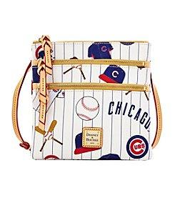 Dooney & Bourke® MLB® Chicago Cubs Triple Zip Crossbody