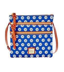 Dooney & Bourke® Cubs Triple Zip Crossbody