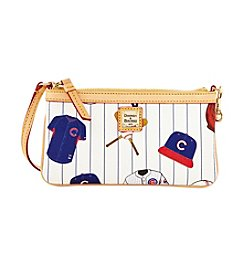 Dooney & Bourke® MLB® Chicago Cubs Large Slim Wristlet