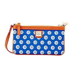 Dooney & Bourke® Cubs Large Slim Wristlet