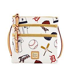 Dooney & Bourke® Tigers Triple Zip Crossbody