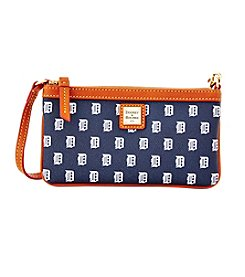 Dooney & Bourke® Tigers Large Slim Wristlet