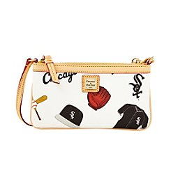 Dooney & Bourke® White Sox Large Slim Wristlet