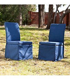 Southern Enterprises Ryland 2-pc. Outdoor Side Chairs