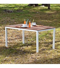 Southern Enterprises Pika Outdoor Rectangular Table