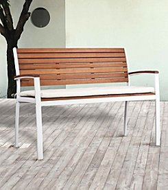 Southern Enterprises Pika Outdoor Bench