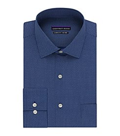 Geoffrey Beene® Men's Regular Dot Button Down Dress Shirt