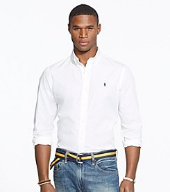 Polo Ralph Lauren® Men's Long Sleeve Core Fit Button Down