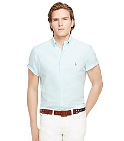 Polo Ralph Lauren® Men's Short Sleeve Sport Button Down Shirt