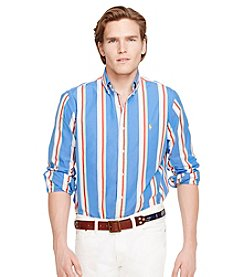 Polo Ralph Lauren® Men's Long Sleeve Striped Button Down