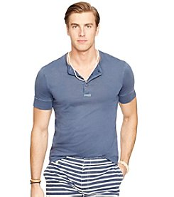 Polo Ralph Lauren® Men's Short Sleeve Henley Tee