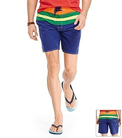 Polo Ralph Lauren® Men's Palm Island Swim Trunk