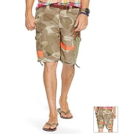 Polo Ralph Lauren® Men's Canadian Camo Cargo Shorts