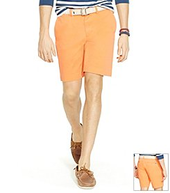 Polo Ralph Lauren® Men's Flat Front Shorts