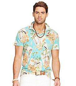 Polo Ralph Lauren® Men's Short Sleeve Luau Polo