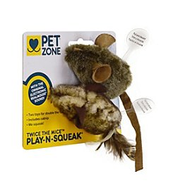 Pet Zone® Twice the Mice™ Cat Toy