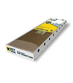 Pet Zone® Single-Wide Corrugated Cat Scratcher