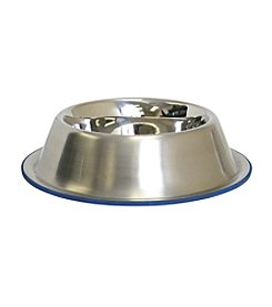 Pet Zone® EAT! Pyramid Non-Tip Dog Bowl