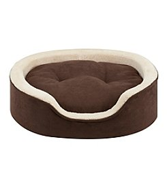 Soft Touch Milo Oval Cuddler Pet Bed