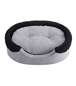 Soft Touch Lucky Oval Cuddler Pet Bed