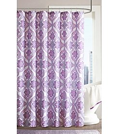 Intelligent Design Lionna Shower Curtain