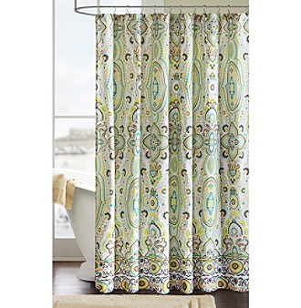 Intelligent Design Tasia Shower Curtain