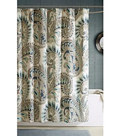 INK+IVY Mira Shower Curtain