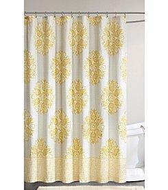 INK+IVY Melbourne Shower Curtain