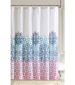 90° by Design Lab Jessica Shower Curtain