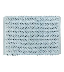 Ultra Spa Chenille Knit Bath Rug