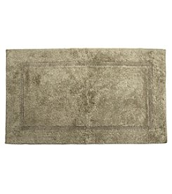 Watershed™ Zero Twist Pebble Border Bath Rug
