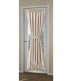 Sun Zero™ Antique Satin Door Curtain