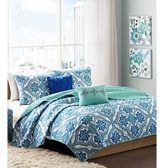 Intelligent Design Lionna 5-pc. Coverlet Set