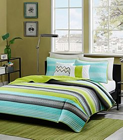 Intelligent Design Tess 5-pc. Coverlet Set