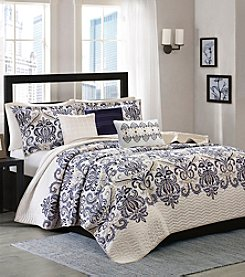 Madison Park™ Cali 6-pc. Coverlet Set