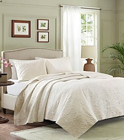 Madison Park™ Mariposa 3-pc. Coverlet Set