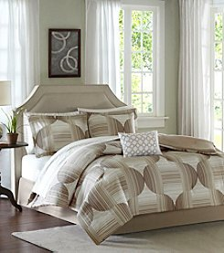 Madison Park™ Essentials Mercury 7-pc. Complete Bed Set