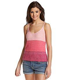 Hippie Laundry Striped Sweater Tank