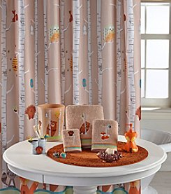 Saturday Knight, Ltd.® Forest Friends Bath Collection