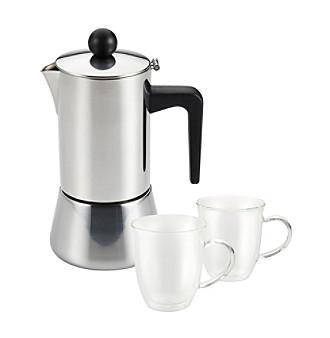 BonJour® Espresso for Two