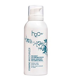 H2O Plus Face Oasis Sea Foam Moisturizer