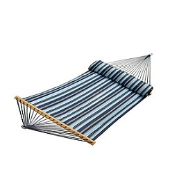 Algoma Hammocks Quilted Reversible Hammock with Matching Pillow