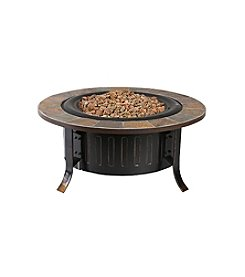 Bond® Bolen Steel Gas Fire Table