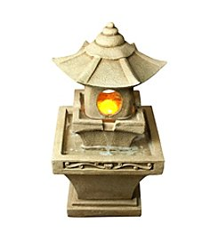 Bond® Komoro Fountain with LED Lights