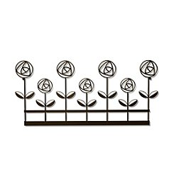 Plastec Rose Garden Wall Decor