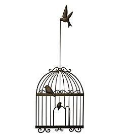 Plastec Bird Cage