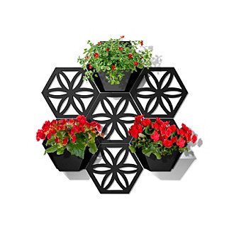 Plastec™ Wall Planter and Expansion Set