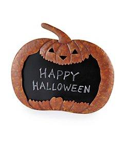 LivingQuarters Pumpkin Chalkboard