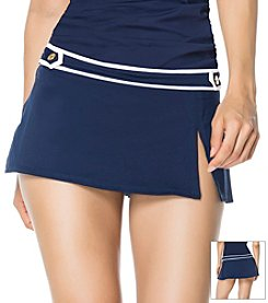 Bleu|Rod Beattie® Hey Sailor Skirted Hipster